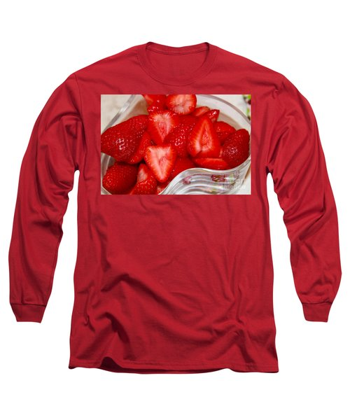 Very Berry Long Sleeve T-Shirt