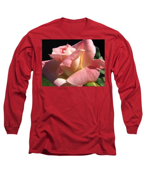 Long Sleeve T-Shirt featuring the photograph Victorian Beauty by Jennifer Wheatley Wolf
