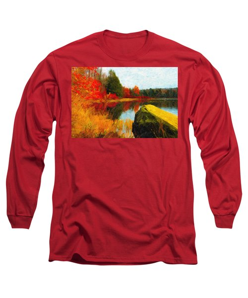 View From The Rock Long Sleeve T-Shirt