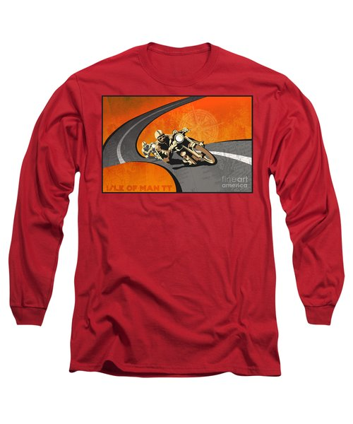 Vintage Motor Racing  Long Sleeve T-Shirt