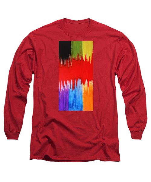 Voice Long Sleeve T-Shirt by Michael Cross