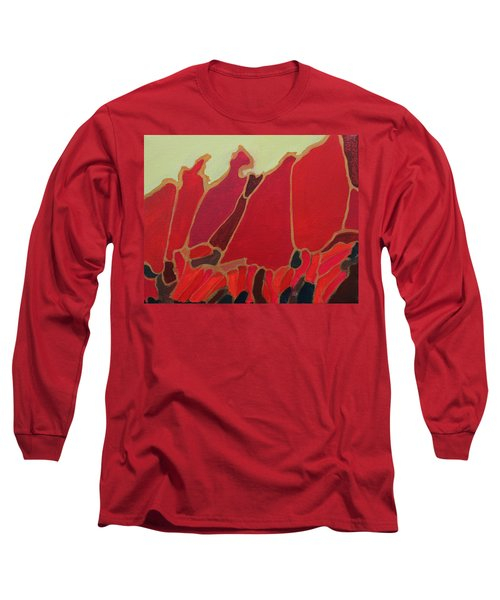 Volcano Vault Long Sleeve T-Shirt