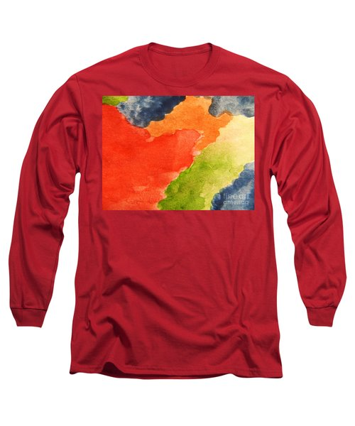 Wash Away Long Sleeve T-Shirt
