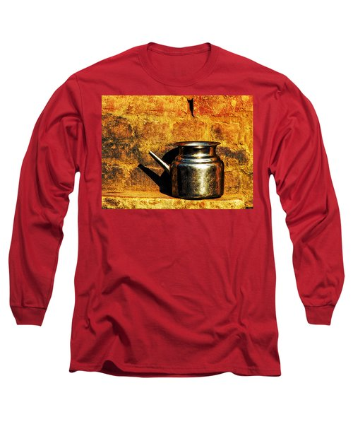 Water Vessel Long Sleeve T-Shirt
