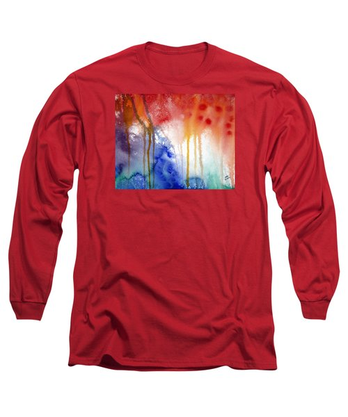 Waves Of Emotion Long Sleeve T-Shirt