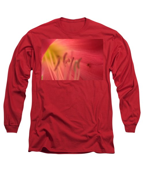 Welcome Long Sleeve T-Shirt by Greg Allore