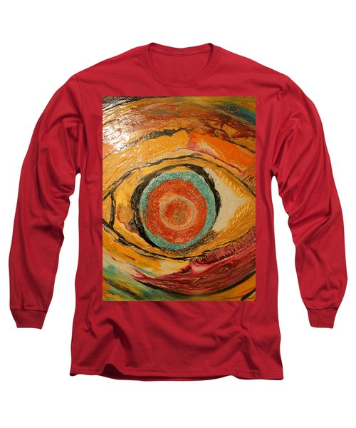 What If You Would Loose Your Eyesight Long Sleeve T-Shirt