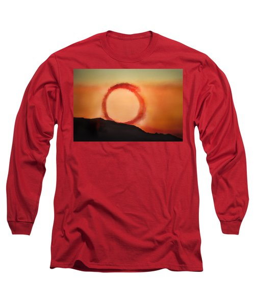 Long Sleeve T-Shirt featuring the photograph Wheel In The Sky by John Hansen