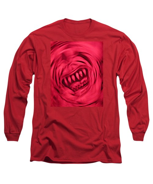 When Anxiety Attacks Long Sleeve T-Shirt