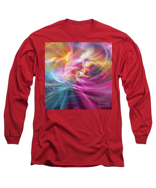 When Prayers Enter The Throne Room Long Sleeve T-Shirt