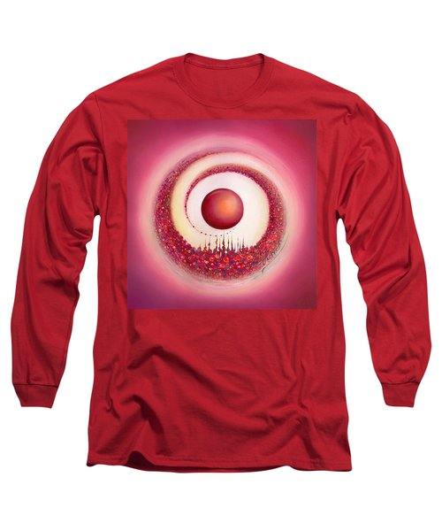 Whirl Of Creation Long Sleeve T-Shirt