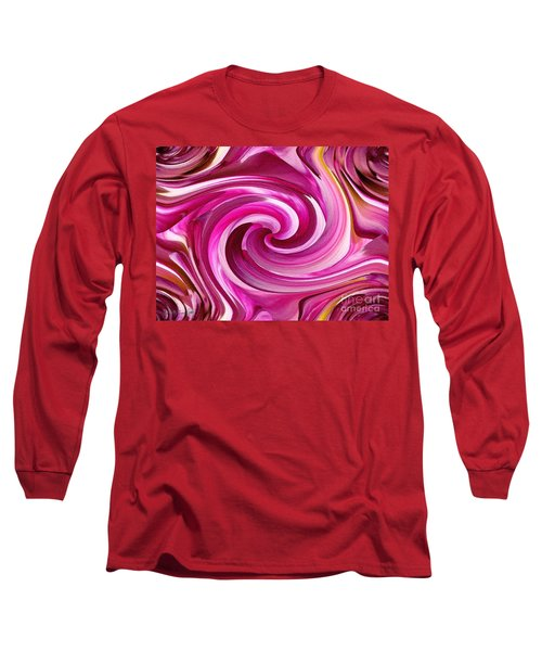 Who Dun It Twirls Long Sleeve T-Shirt by J McCombie