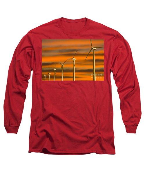 Windmill Farm Long Sleeve T-Shirt