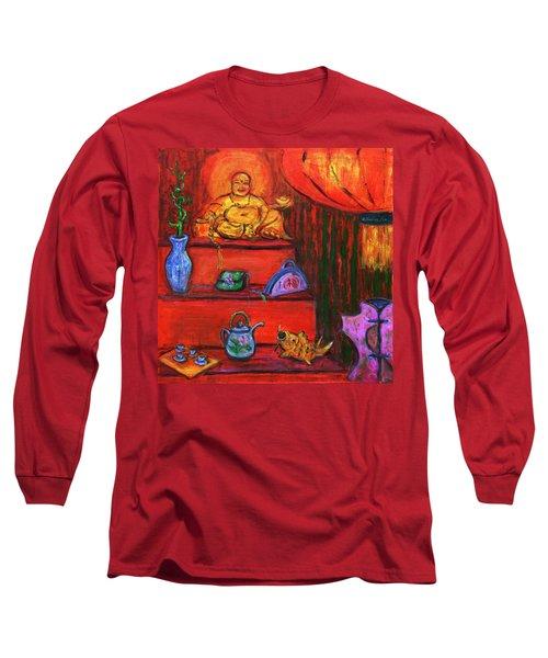 Window Shopping 2 Long Sleeve T-Shirt