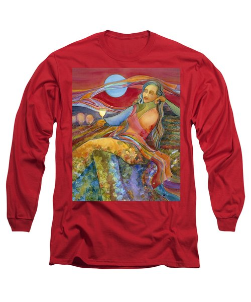 Wine Woman And Song Long Sleeve T-Shirt