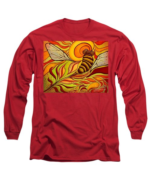 Wings Of Change Long Sleeve T-Shirt
