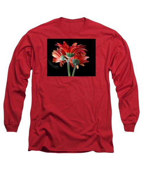 With Love Long Sleeve T-Shirt by Brenda Pressnall