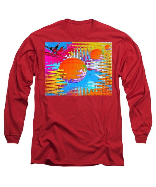 Worlds Apart Long Sleeve T-Shirt
