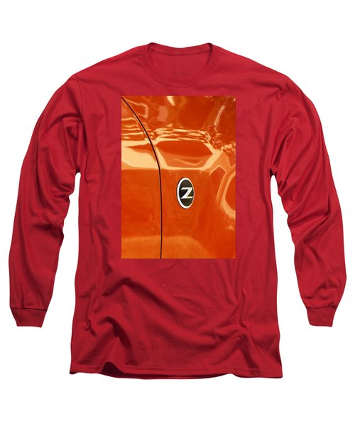 Z Emblem P Long Sleeve T-Shirt