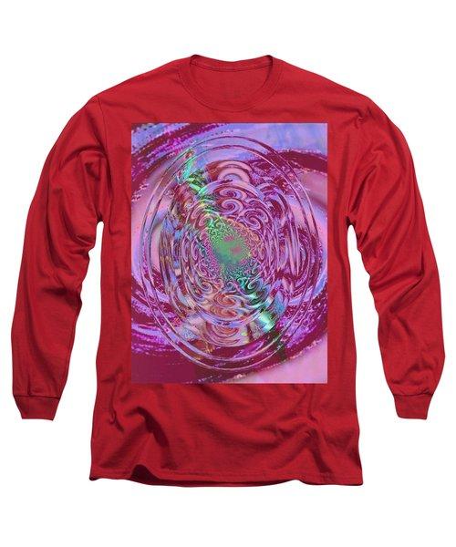 Power Of Mind Long Sleeve T-Shirt