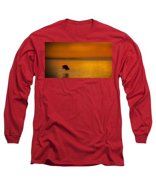 A Late Supper Long Sleeve T-Shirt