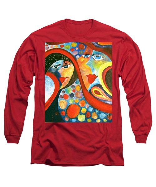 Abs 0470 Long Sleeve T-Shirt