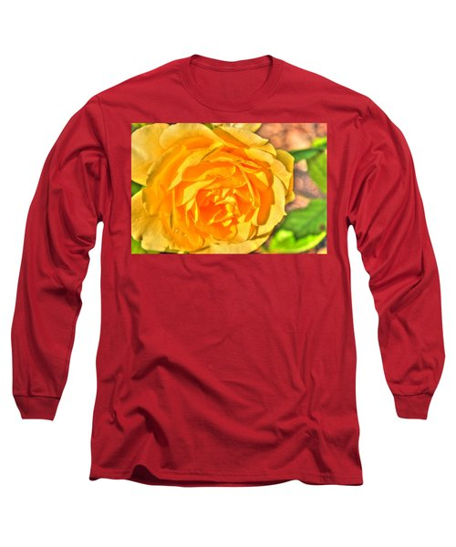 Long Sleeve T-Shirt featuring the photograph After The Rain by Michael Frank Jr