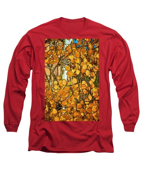Aspens Gold Long Sleeve T-Shirt