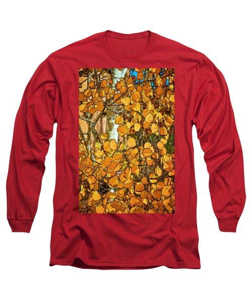 Aspens Gold Long Sleeve T-Shirt
