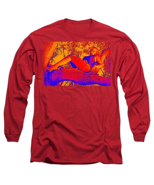 Beauty In A Tree Long Sleeve T-Shirt