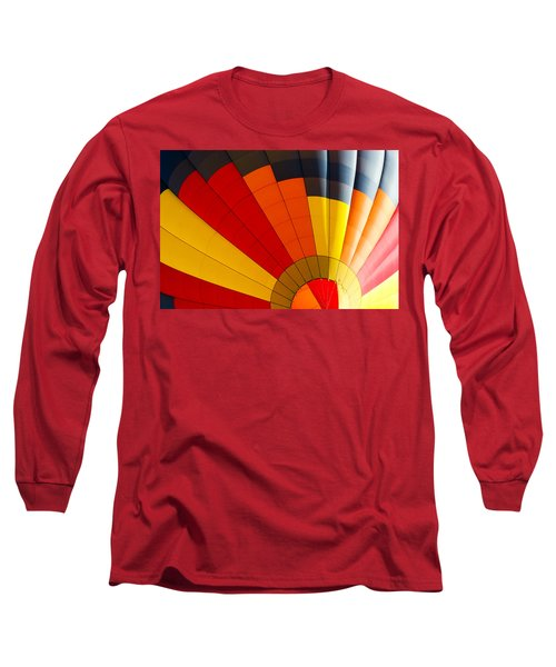 Bottom Up Long Sleeve T-Shirt