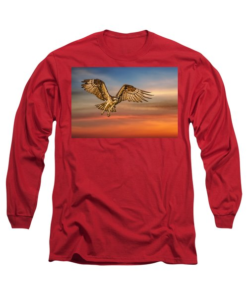 Calling It A Day Long Sleeve T-Shirt by Susan Candelario