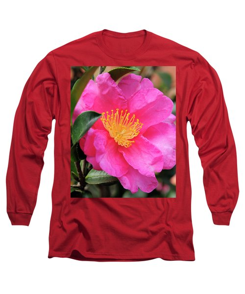 Camillia Long Sleeve T-Shirt