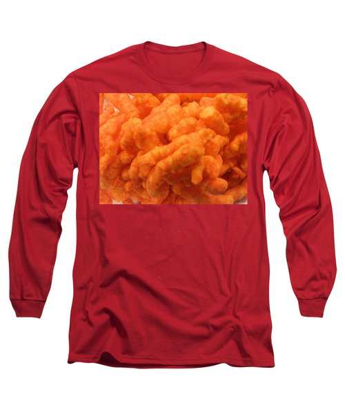 Cheesy Poofs Long Sleeve T-Shirt