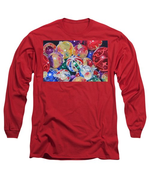 Colors Of Christmas ...sold  Long Sleeve T-Shirt