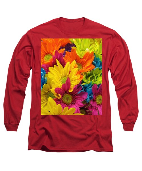 Colossal Colors Long Sleeve T-Shirt