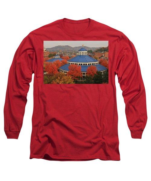 Coolidge Park Carousel Long Sleeve T-Shirt