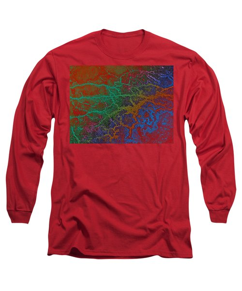 Cracks Long Sleeve T-Shirt