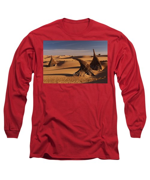 Desert Luxury Long Sleeve T-Shirt