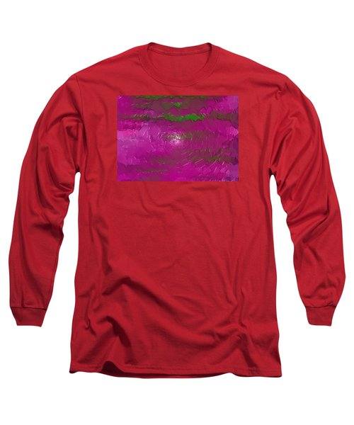 Long Sleeve T-Shirt featuring the digital art Erexon by Jeff Iverson
