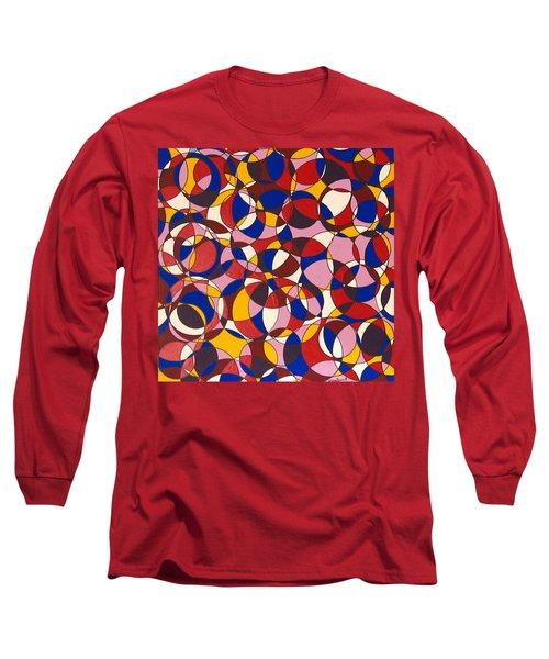 Full Circle Long Sleeve T-Shirt