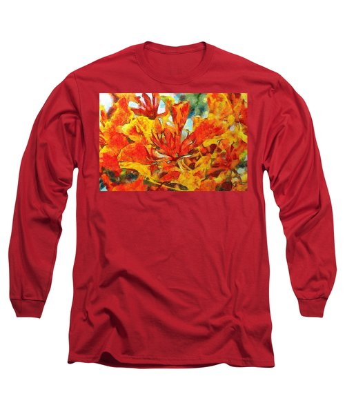 Gulmohar Long Sleeve T-Shirt