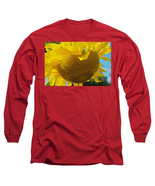 Long Sleeve T-Shirt featuring the photograph Hungover by Joseph Yarbrough