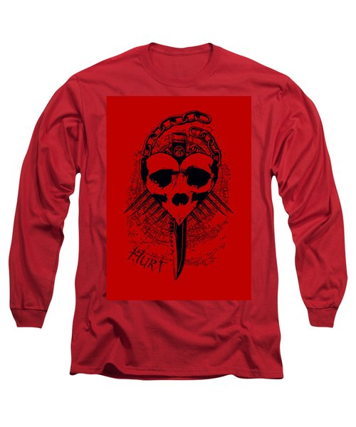 Hurt Long Sleeve T-Shirt