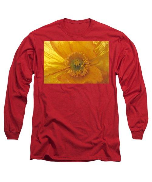 Iceland Poppy 4 Long Sleeve T-Shirt