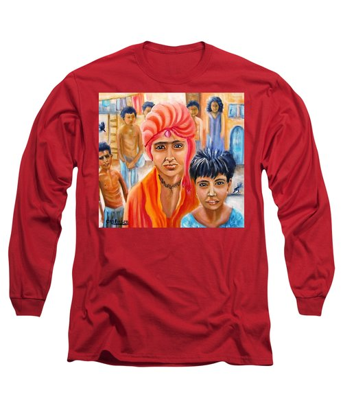 India Rising -- Prince Of Thieves Long Sleeve T-Shirt