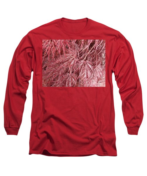 Japanese Maple Long Sleeve T-Shirt