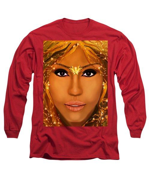 Jessica Alba Fairy Tale Long Sleeve T-Shirt