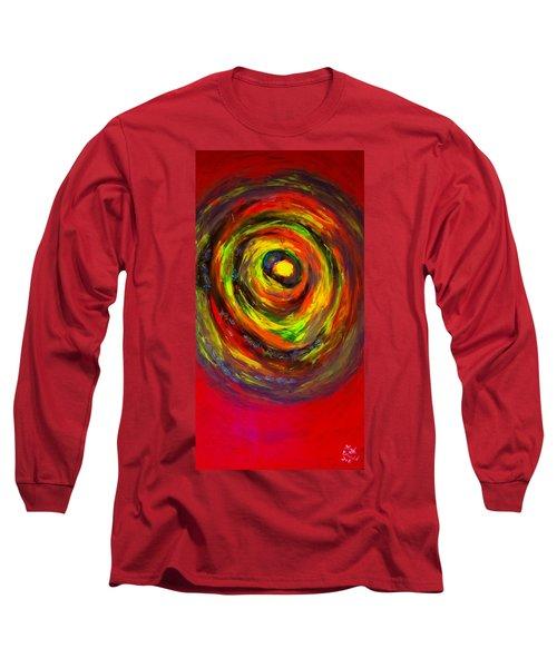Mastemorphosis Long Sleeve T-Shirt by Lisa Brandel