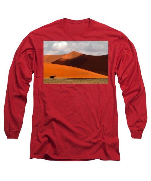 Moody Tree Long Sleeve T-Shirt
